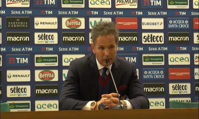 Mihajlovic è il nuovo tecnico del Bologna