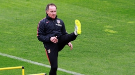 «Atletico Madrid, arrestato il 'Profe' Ortega»