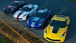 Drivers Series by Corvette: un omaggio ai piloti e alle corse