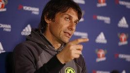 Roma-Inter, sfida sul filo per Conte