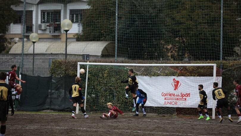 Fermi-Calamandrei, gol e spettacolo