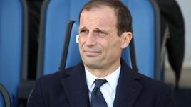 Atalanta-Juventus, i convocati di Allegri: c'è Caceres, out Mandzukic