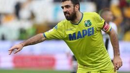 Serie A Sassuolo, si ferma Magnanelli