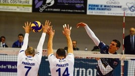 Volley: A2 Maschile, domani due recuperi della 2a di ritorno