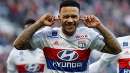 Depay: «Lione, voglio trasferirmi in un top club»