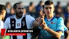 Atalanta-Juventus, le probabili formazioni