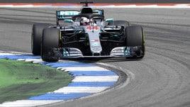 F1, presentazione Mercedes il 13 febbraio