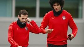 «Manchester United: Fellaini verso la Cina, Mata vuole rimanere»