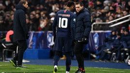 Paris Saint-Germain, Neymar fuori 10 settimane