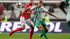 Calciomercato Napoli, Vinicius in prestito al Monaco