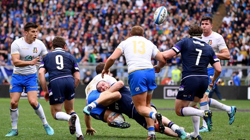 Rugby, l'Italia vola a Edimburgo, sabato l'esordio nel 6 Nazioni 2019