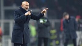 Coppa Italia, Spalletti: «Per passare il turno, dobbiamo essere l'Inter»