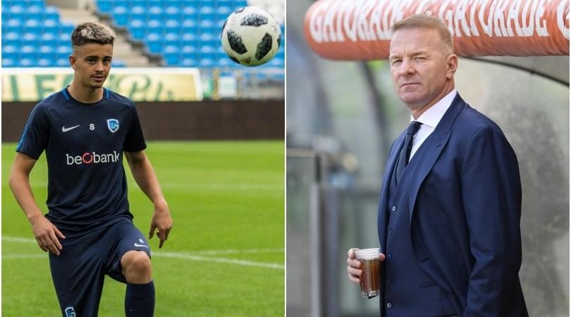Dal Belgio: «La Lazio piomba sul Messi del Kosovo»