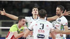 Volley: Cev Cup, Trento senza problemi sul campo del Lindaren