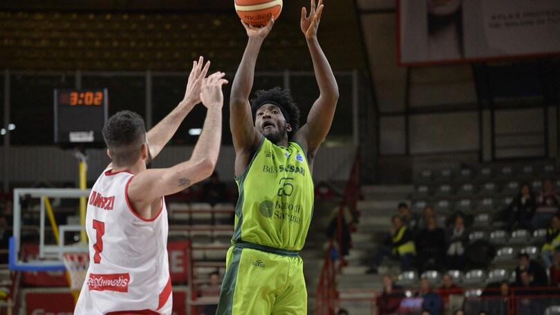 Basket Eurocup, Sassari vince in trasferta contro Varese