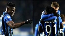 Atalanta-Juventus 3-0: i bianconeri fuori dalla Coppia Italia