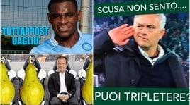 L'Atalanta elimina la Juventus e i social si scatenano:«Un altro triplete?»