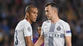 Inter, Perisic e Miranda gli strani rinforzi