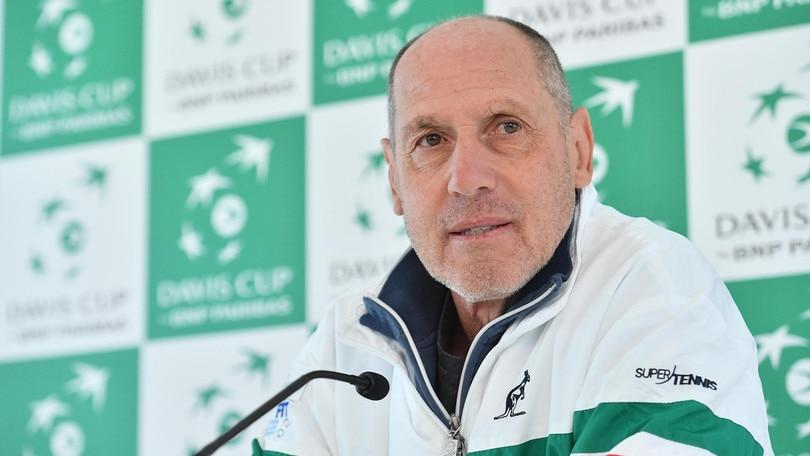 Coppa Davis, il ct Barazzutti avvisa: «Non è ancora finita»