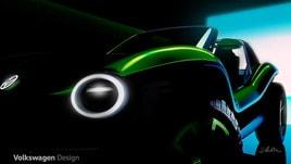 Salone di Ginevra, Volkswagen presenta il buggy elettrico