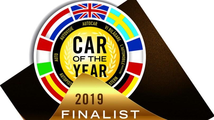 Ecco le 7 finaliste dell'Auto dell'Anno 2019
