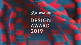Lexus Design Award 2019, ecco i sei progetti in finale