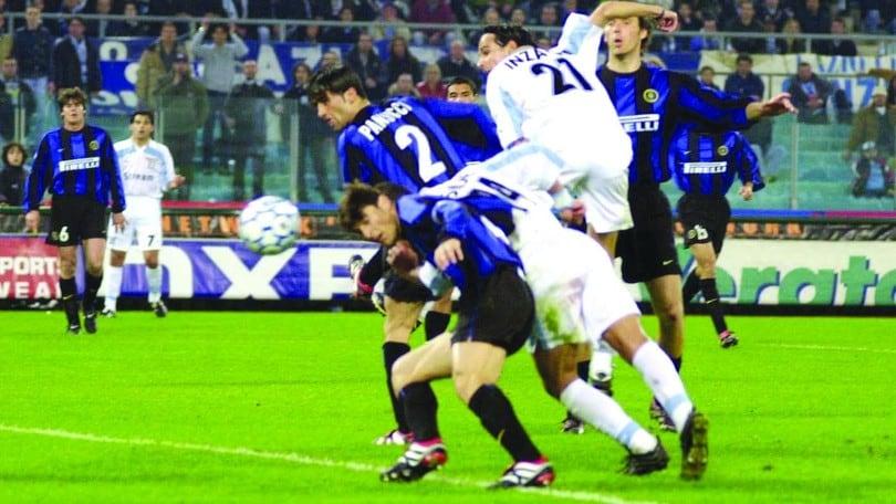 Quando la Lazio alzò la Coppa Italia a San Siro