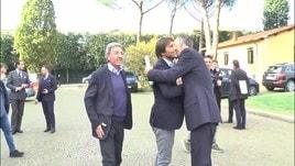 Conte intercettato sotto la sede dell'Inter