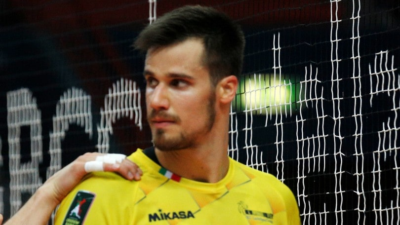 Volley: Superlega, Renan lascia Castellana Grotte