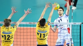 Volley: Champions League, per Modena brutta sconfitta in Polonia