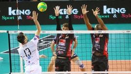 Volley: Champions League, Civitanova si impone sul Cez Karlovarsko