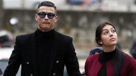 Cristiano Ronaldo, lutto in famiglia per Georgina