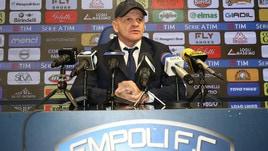 Serie A Empoli, Iachini: «Rispetto per il Chievo, fa questa categoria da anni»