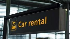 Noleggio auto, in aeroporto numeri in aumento