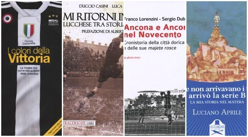 Le maglie gloriose della Juve e tre storie dalla Provincia italiana