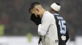 Inter, la reazione di Lautaro: «Errori che ti fanno crescere»