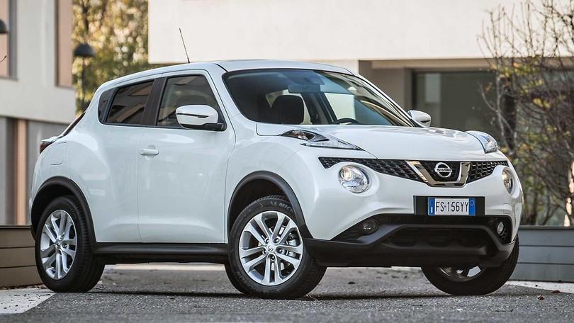 Nissan Juke Eco GPL, il risparmio si fa comodo