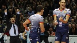 Volley: Superlega, Ravenna-Verona e Siena-Padova aprono il 7° turno