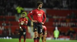 Ufficiale, Fellaini lascia lo United: va in Cina