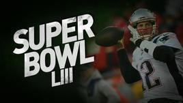 Super Bowl, Brady: