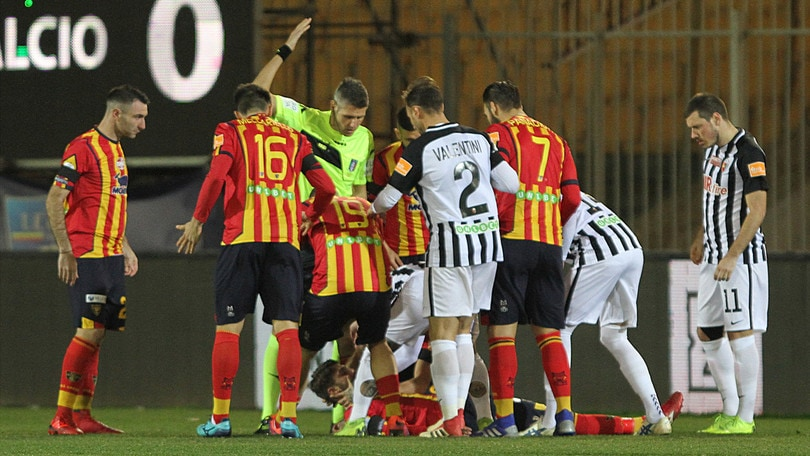 Serie B, Lecce-Ascoli sarà recuperata il 23 marzo alle 18