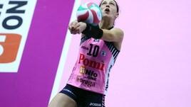 Volley: A1 Femminile, Chieri si rinforza con Ana Starcevic