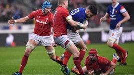 Rugby, Sei Nazioni: Francia-Galles 19-24, che rimonta per i Dragoni