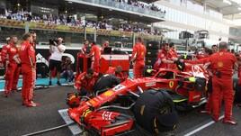 F1 Ferrari, sui social il primo ruggito del nuovo motore