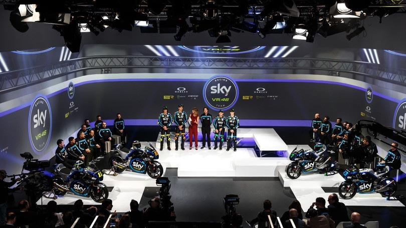 Lo Sky Racing Team VR46 punta al bis