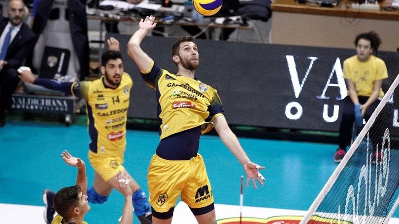 Volley: Superlega, Verona passa sul campo di Ravenna