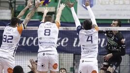 Volley: Superlega, Siena ancora ko al quinto, vince Padova