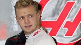 F1 Haas, Magnussen: «Ai team più piccoli servono più chance»