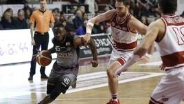 Basket Serie A2, Rieti vince contro Casale Monferrato. Bergamo passa in trasferta ad Agrigento
