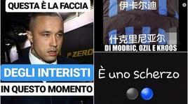 Inter ko col Bologna: Nainggolan e i nomi in cinese nel mirino dei social